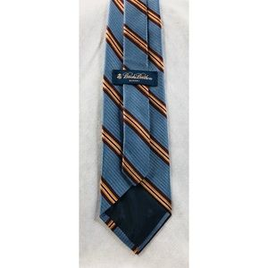 BROOKS BROTHERS Makers Silk Necktie Striped